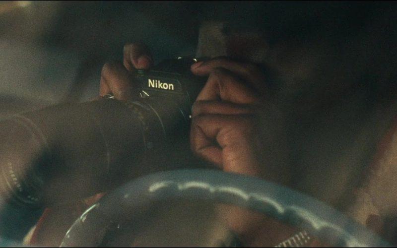 Nikon Camera Used by John David Washington in BlacKkKlansman (1)