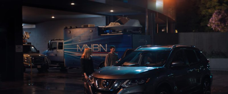 Nissan Car Used By Michelle Williams In Venom 2018 Movie