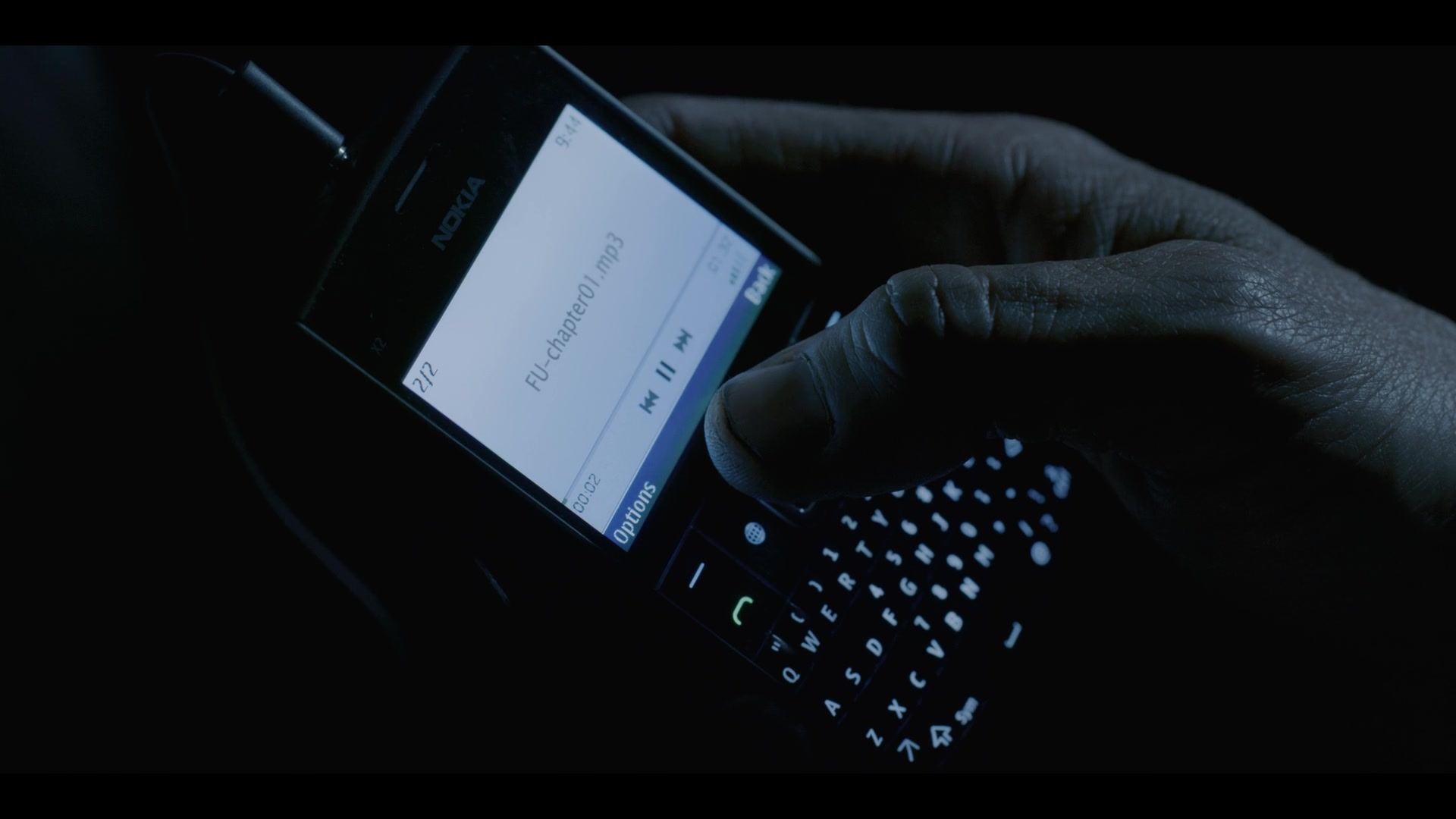 Nokia Phone In House Of Cards Season 6 Episode 7 Chapter 72 2018