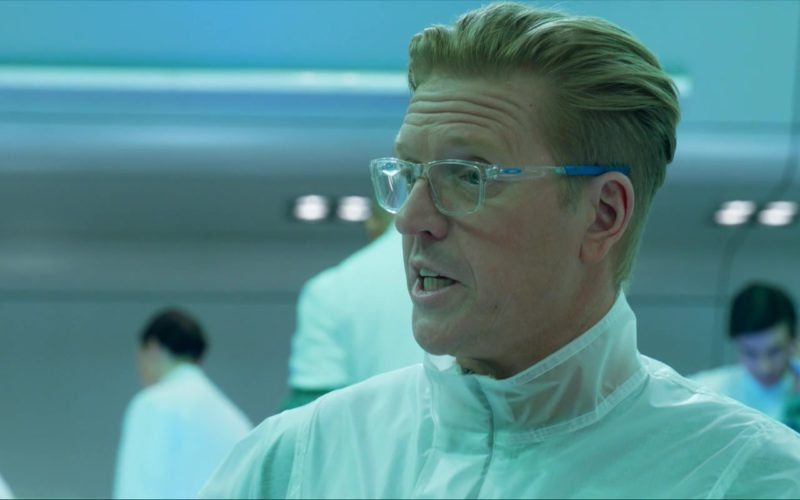 Oakley Hyperlink Eyeglasses Worn by Jake Busey in The Predator (4)