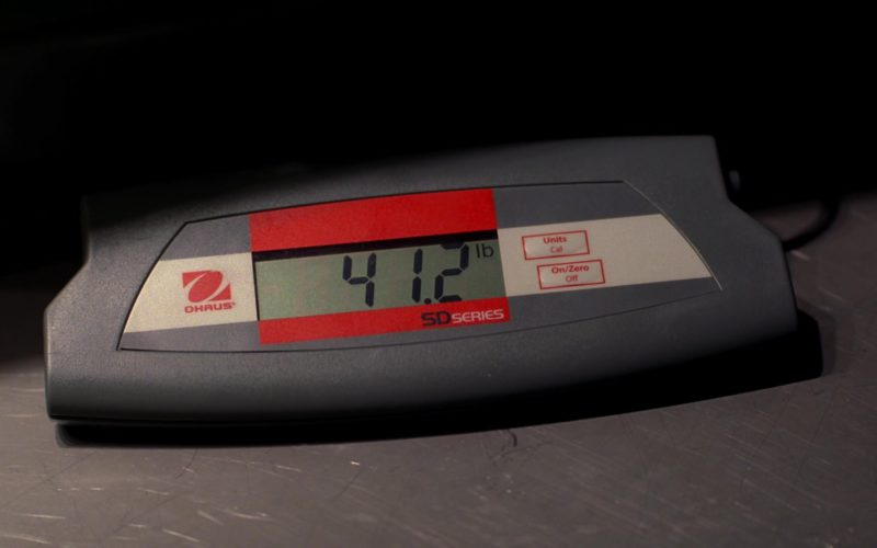 Ohaus Scales in Breaking Bad Season 4 Episode 9