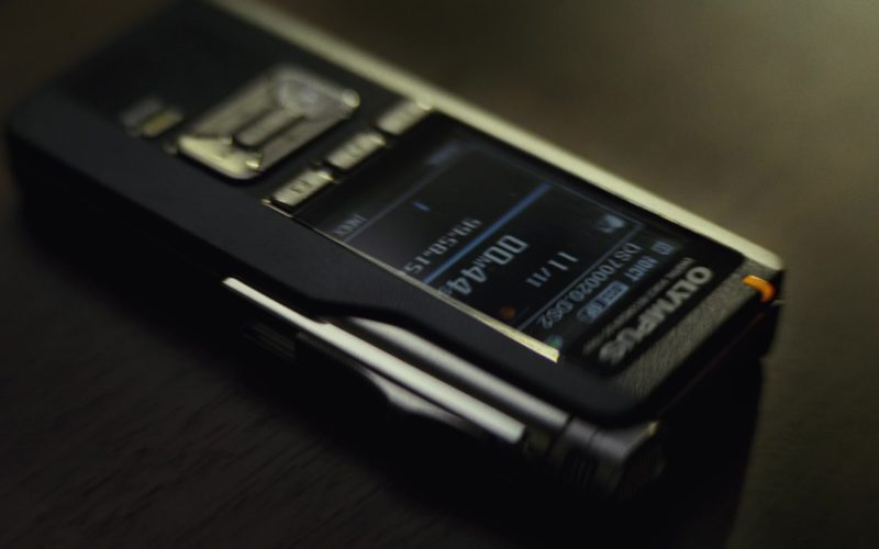 Olympus Voice Recorder in Homecoming Season 1, Episode 1 (1)