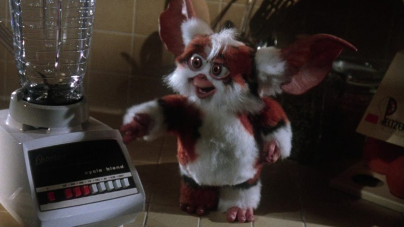 Oster Osterizer Galaxie Cycle Blend 10 Speed Blender in Gremlins 2: The New Batch (1990) Movie