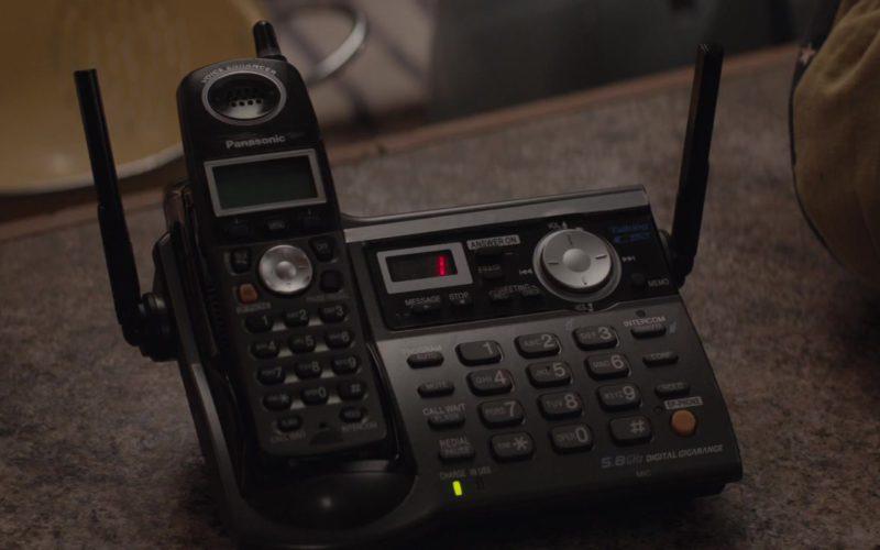 Panasonic Telephone in Peppermint