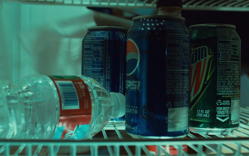 Pepsi and Mountain Dew Soft Drinks in 127 Hours (1)