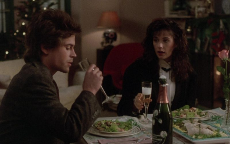 Perrier-Jouët Champagne Drunk by Demi Moore and Rob Lowe in About Last Night (3)