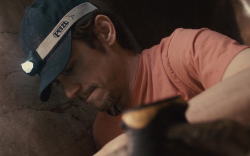 Petzl Headlamp Worn by James Franco in 127 Hours (4)