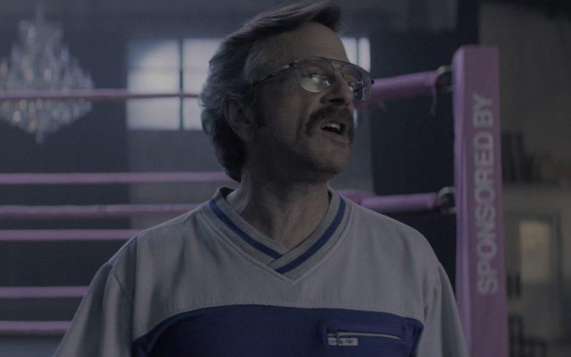 Pierre Cardin Pullover Worn by (Sam Sylvia) in GLOW Season 2 Episode 2 (1)