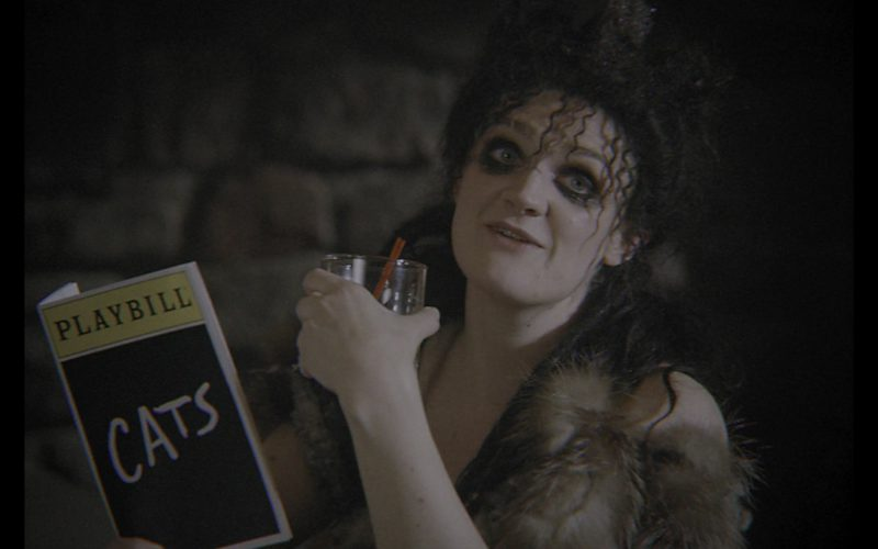 Playbill Magazine Held by Actress Gayle Rankin (Sheila the She-Wolf) in Glow Season 2 Episode 8 (1)