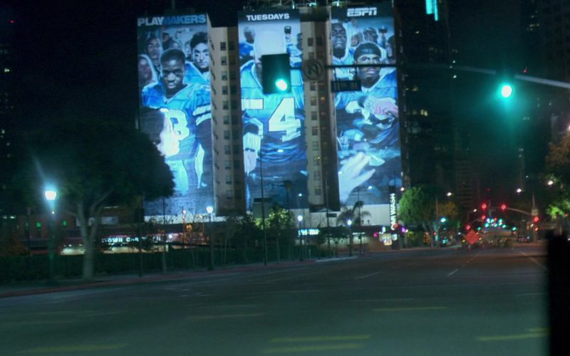 Playmakers American Drama Series by ESPN Billboard in Collateral (1)