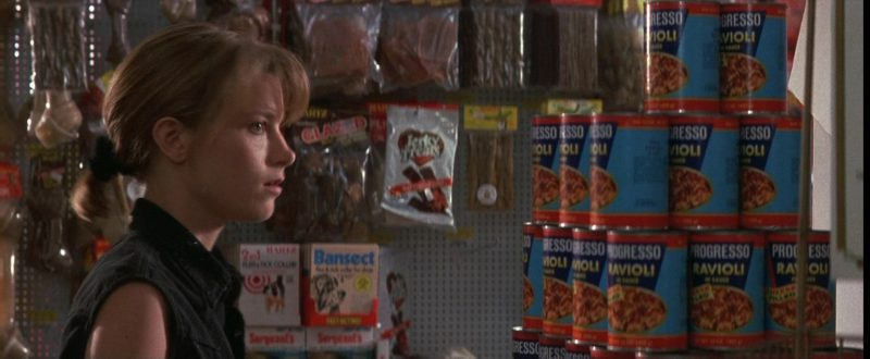Progresso Ravioli in Point of No Return (1993) Movie Product Placement