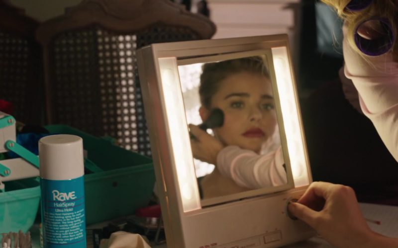 Rave Hairspray Used by Chloë Grace Moretz in The Miseducation of Cameron Post (1)
