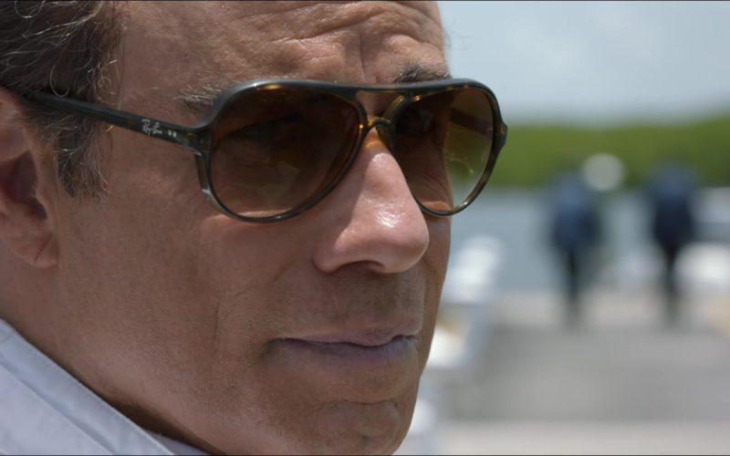 Ray-Ban Sunglasses Worn by John Travolta in Speed Kills (1)