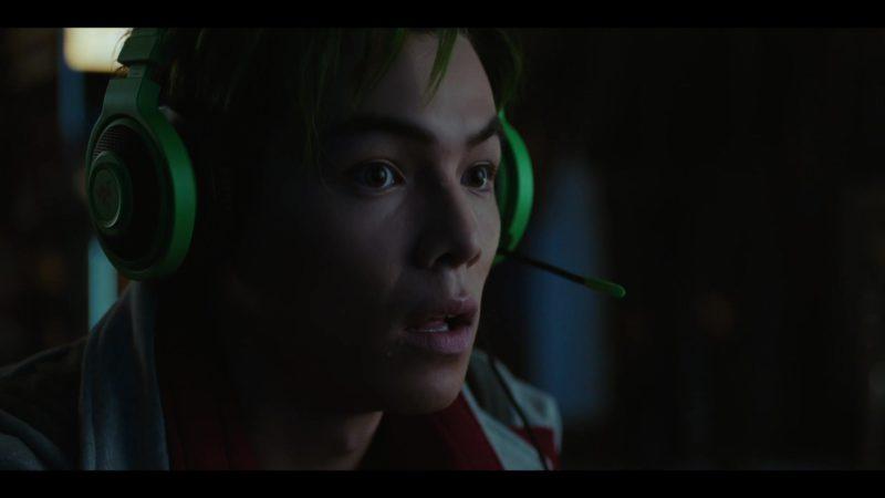 "Razer Kraken Pro Gaming Headset Used by Ryan Potter (Beast Boy) in Titans Season 1, Episode 4: ""Doom Patrol"" (2018) - TV Show Product Placement"