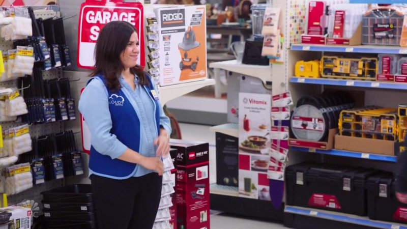 Ridgid Power Tools in Superstore Season 4 Episode 7: New Initiative (2018) - TV Show Product Placement