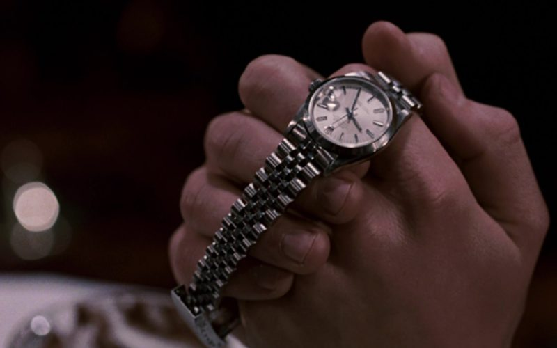 Rolex Datejust Wristwatch Worn by Paul Newman in The Color of Money (1)