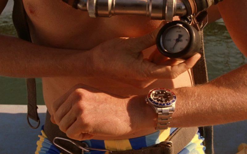Rolex GMT Master Wrist Watch Worn by Owen Wilson in The Life Aquatic with Steve Zissou (1)