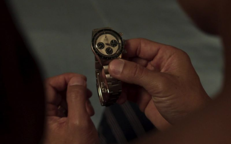 Rolex Mk1.5 Oyster Newman Ref. 6263 Wrist Watch in Crazy Rich Asians (1)