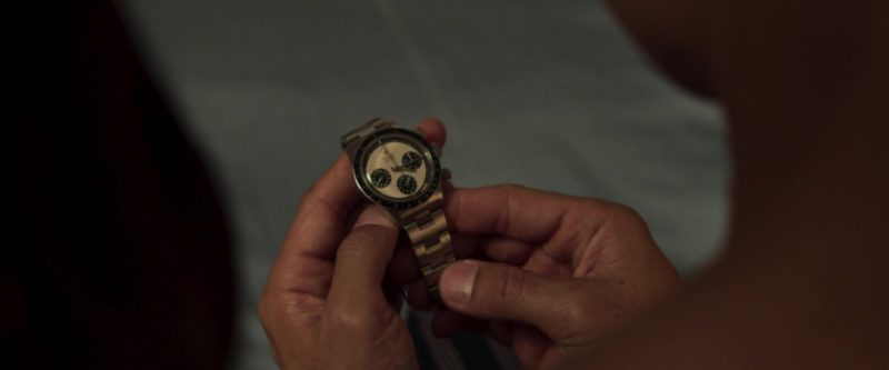 Rolex Male Wrist Watch (Model: Mk1.5 Oyster Newman Ref. 6263) in Crazy Rich Asians (2018) - Movie Product Placement