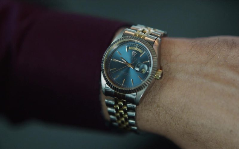 Rolex Watch Worn by Adam Brody (Nick Talman) in StartUp