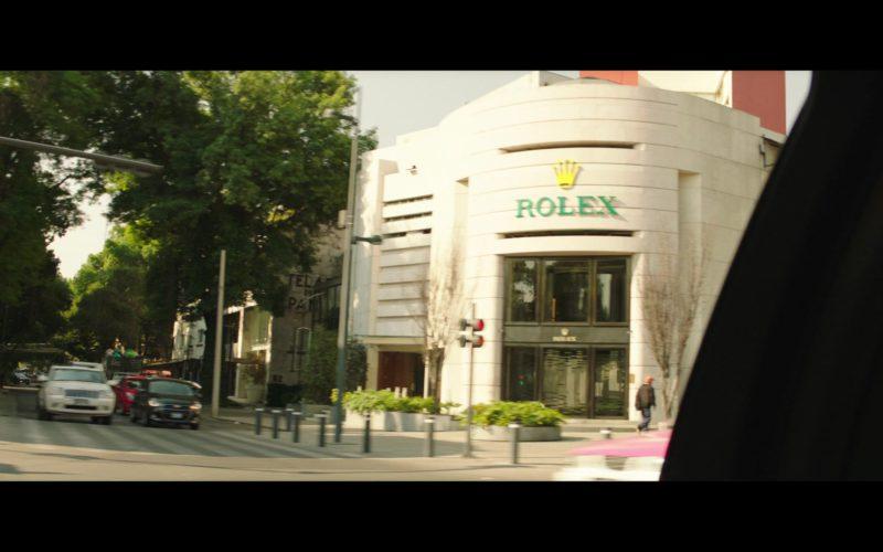 Rolex in The Romanoffs Season 1 Episode 6 (2)
