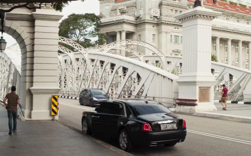 Rolls-Royce Car in Crazy Rich Asians (1)