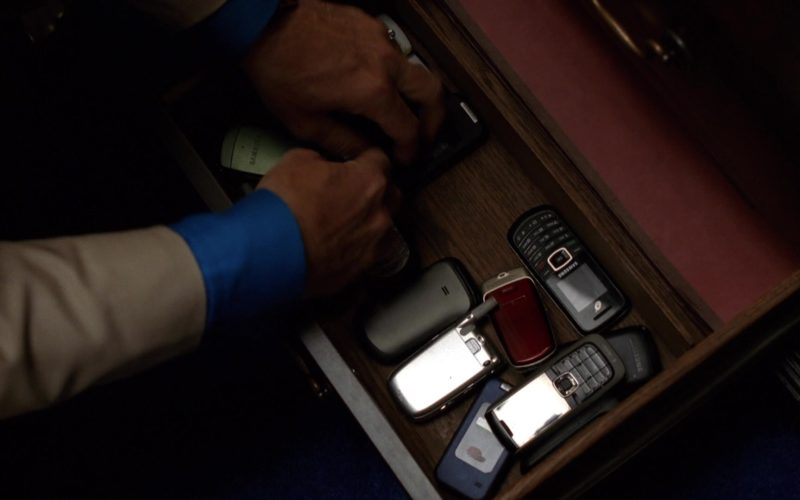 Samsung Mobile Phones Used by Bob Odenkirk (Saul Goodman) in Breaking Bad