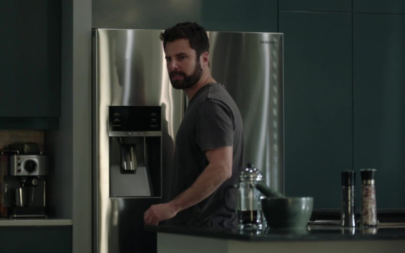 Samsung Refrigerator in A Million Little Things (2)