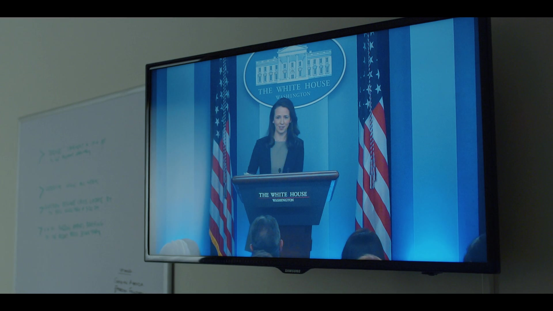 Samsung Tv In House Of Cards Season 6 Episode 2 Chapter 67 2018 Tv