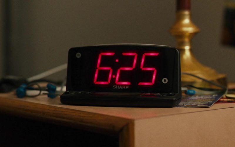 Sharp Large Display Digital Alarm Clock in Blindspotting (1)