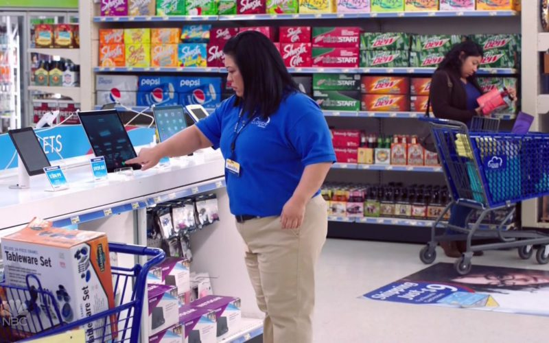 Shasta, Pepsi, Mountain Dew in Superstore Season 4 Episode 6