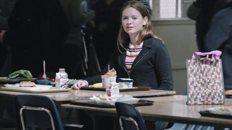 Silk Yogurt in Kidding Season 1 Episode 9: 'Lt. Pickles' (2018) - TV Show Product Placement