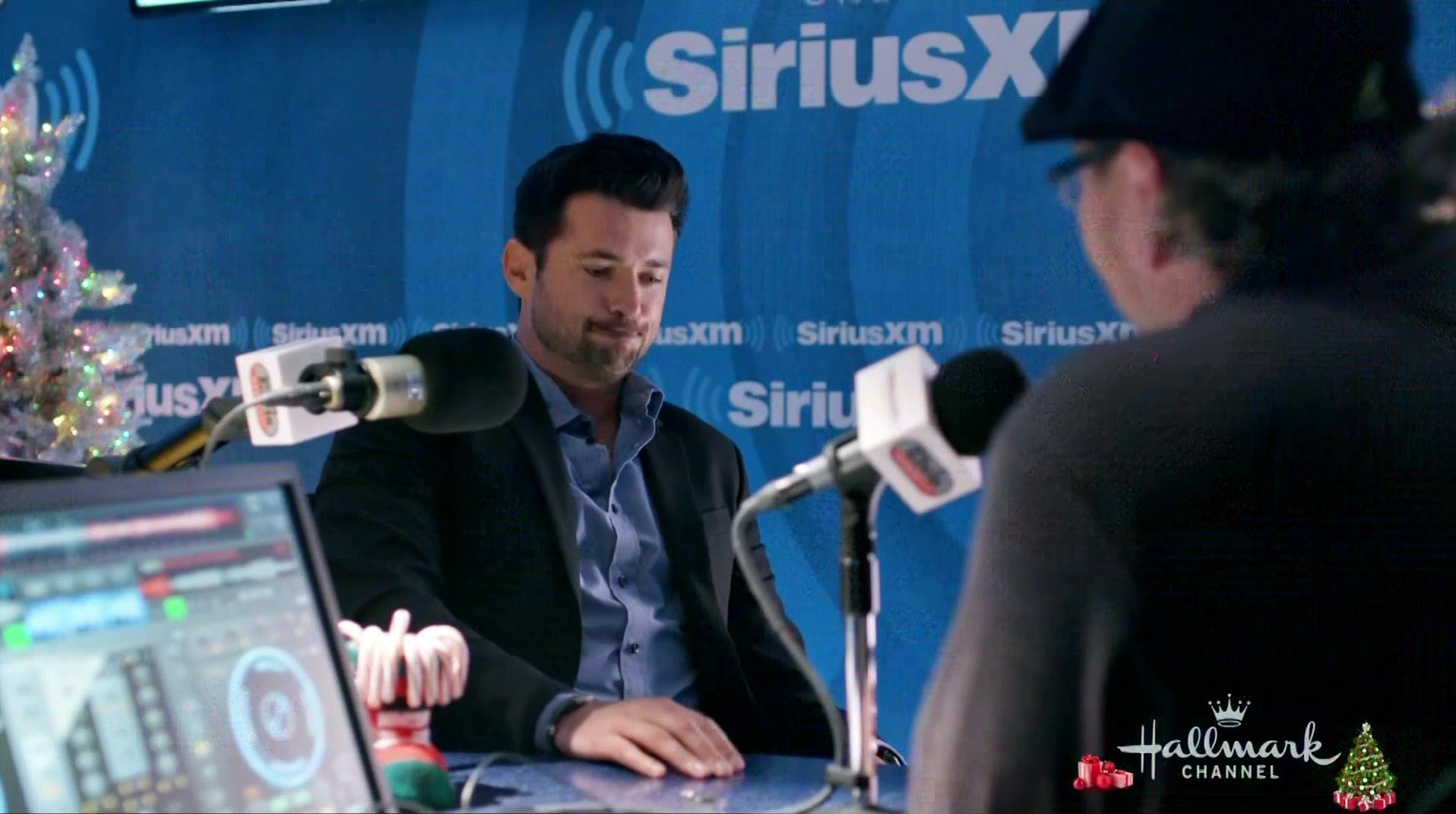 Sirius XM Radio Station in Christmas at Graceland (2018)