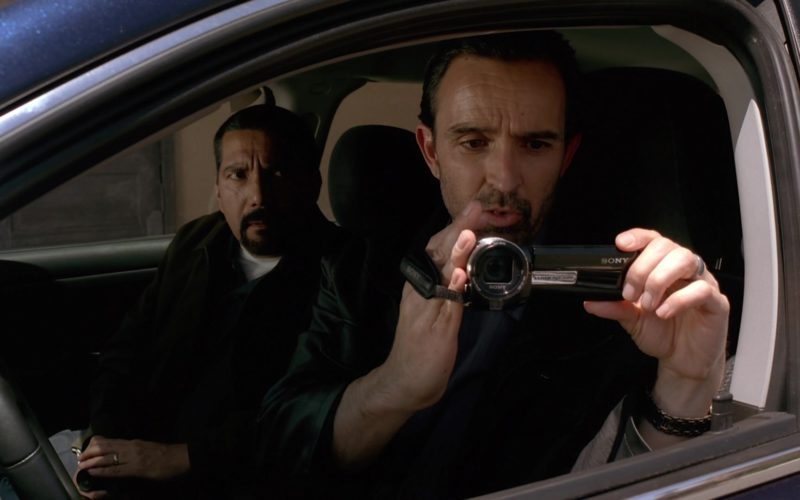 Sony Camcorder in Breaking Bad Season 5 Episode 6 (1)