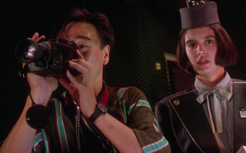 Sony Handycam Video Camera in Gremlins 2 The New Batch (1)