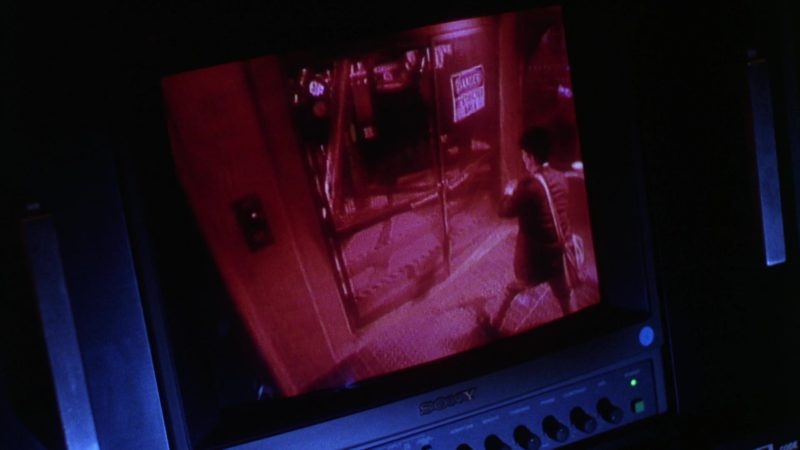 Sony Monitors in Gremlins 2: The New Batch (1990) Movie