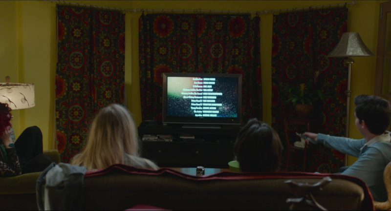 Sony TV and Coca-Cola in Time Freak (2018) Movie Product Placement