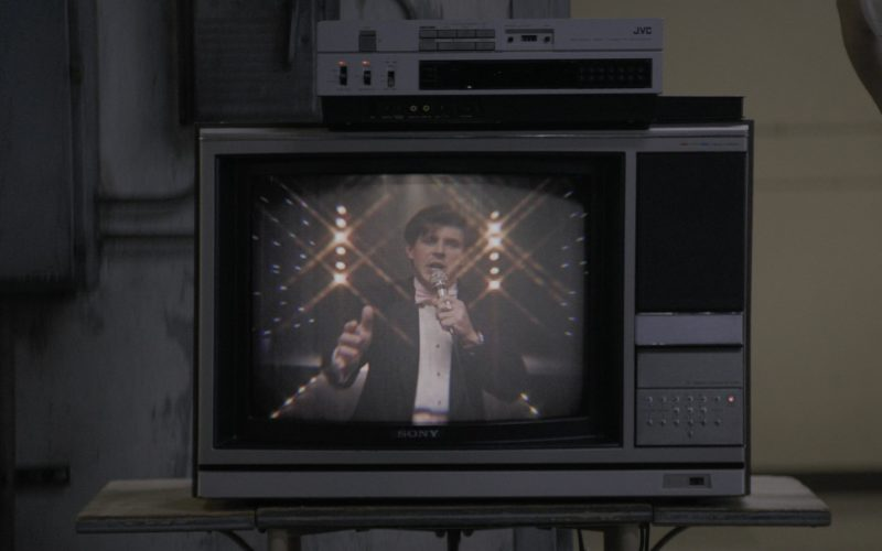 Sony TV and JVC VCR in Glow Season 2 Episode 1 (1)