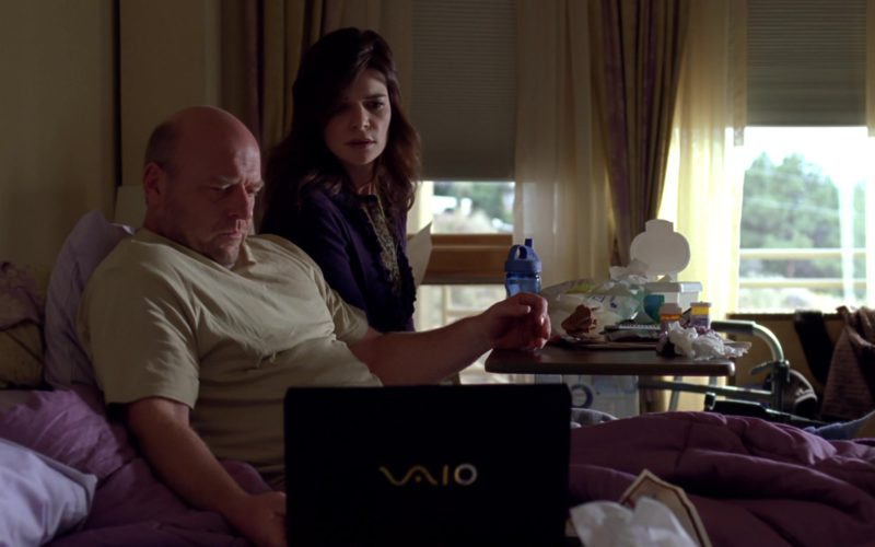 Sony VAIO Notebook Used by Dean Norris (Hank Schrader) in Breaking Bad (1)