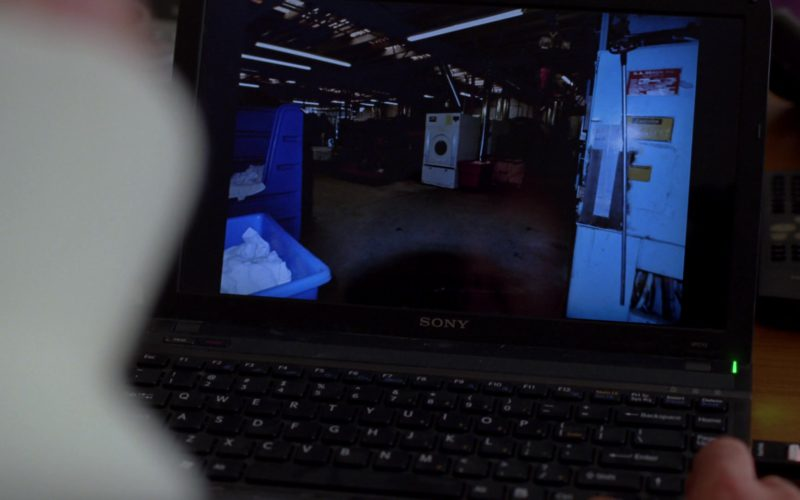 Sony Vaio VPC-Y Series Laptop Used by Dean Norris (Hank Schrader) in Breaking Bad (1)