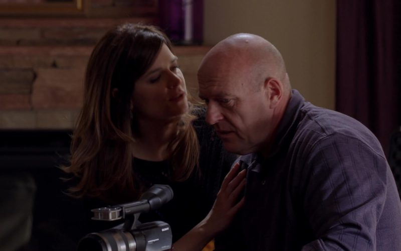 Sony Video Camera Used by Dean Norris (Hank Schrader) in Breaking Bad Season (1)