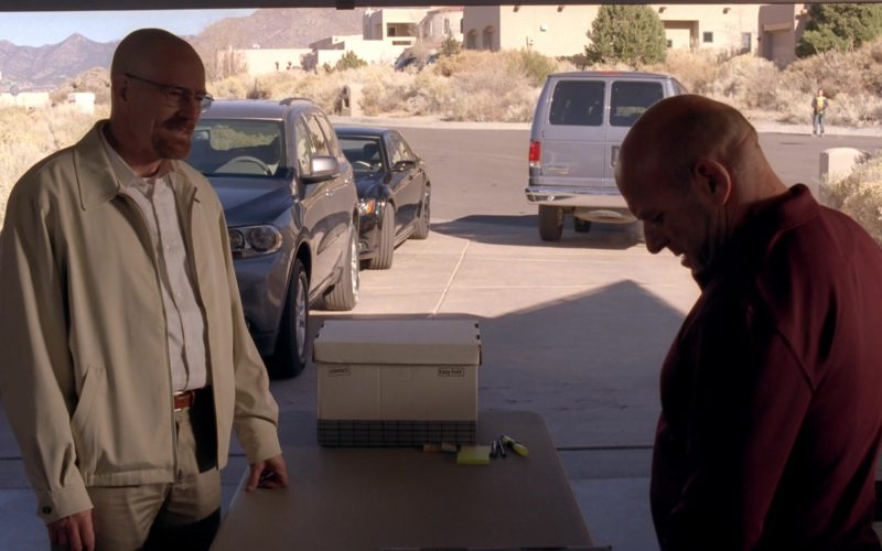 Staples Easy Fold Storage Box in Breaking Bad (1)