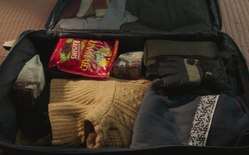 Sun Maid Natural California Raisins in The Romanoffs Season 1 Episode 7