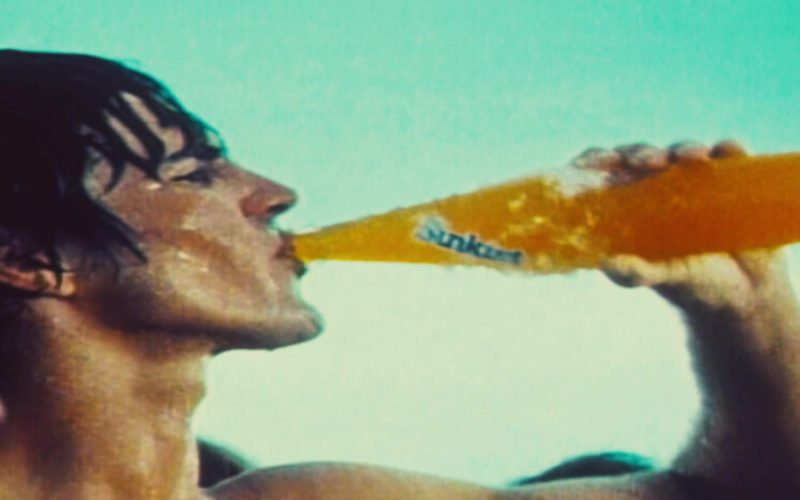 Sunkist Drink in 127 Hours