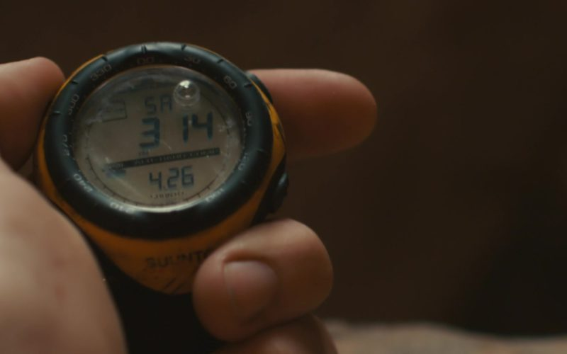 Suunto Vector Outdoor Watch Used by James Franco in 127 Hours (5)