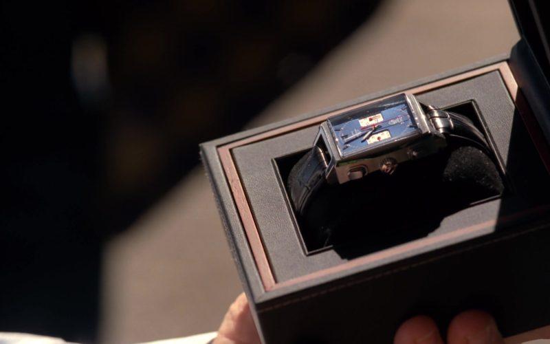 TAG Heuer Monaco Chronograph Watch in Breaking Bad Season 5 Episode 4 (3)
