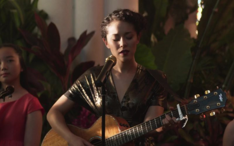 Taylor Guitar in Crazy Rich Asians (1)