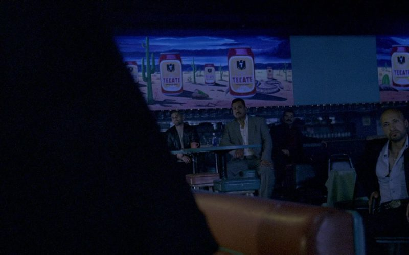 Tecate Beer in Collateral (1)