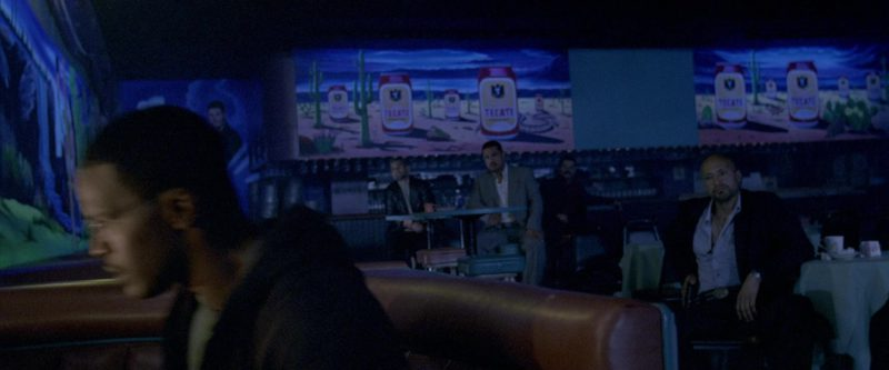 Tecate Beer in Collateral (2004) - Movie Product Placement