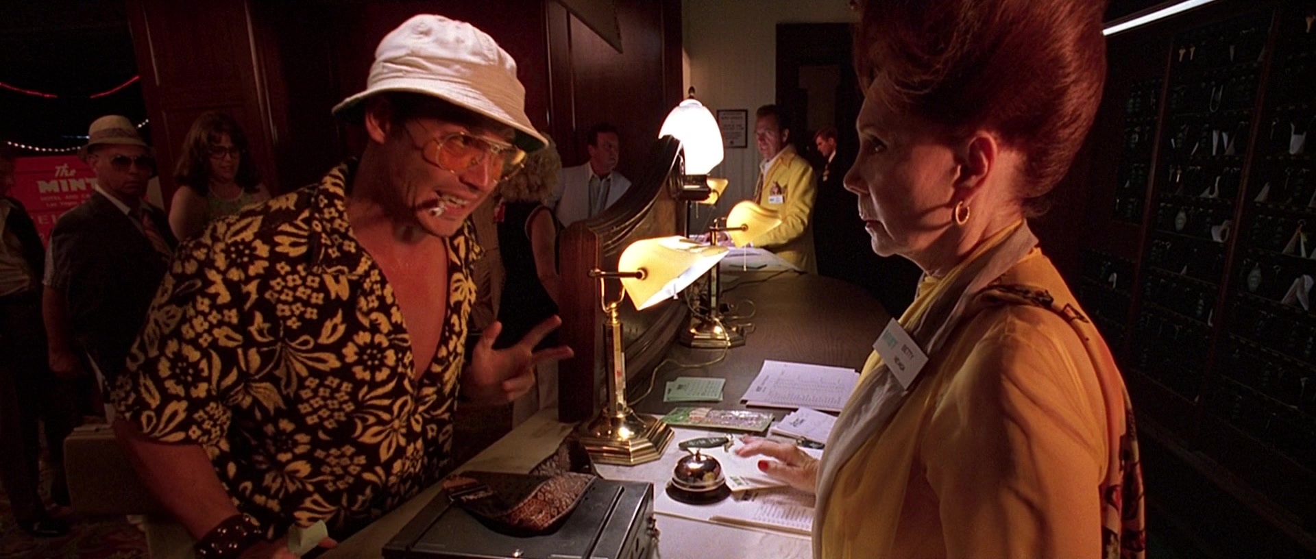 The Mint Las Vegas Hotel And Casino In Fear And Loathing